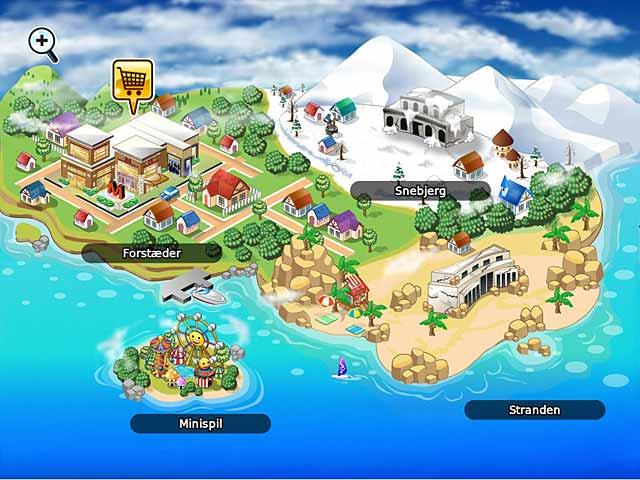 Spil Screenshot 3 Shop-n-Spree: Familieformuen