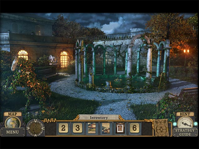 Spil Screenshot 3 Silent Nights: Children's Orchestra Collector's Edition
