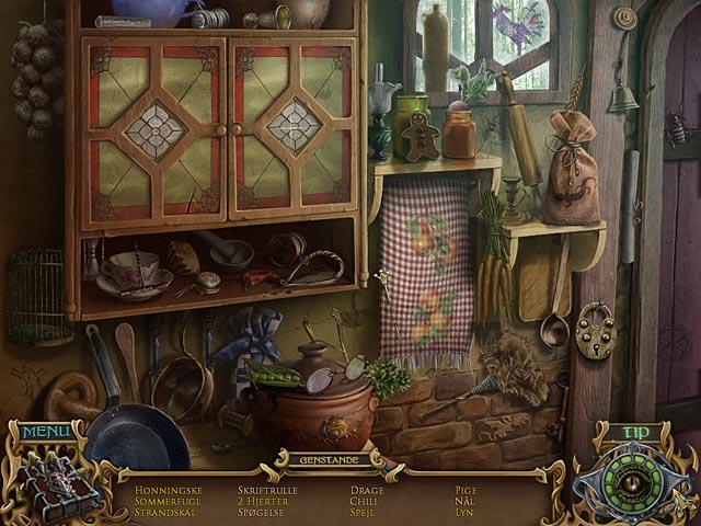 Spil Screenshot 1 Spirits of Mystery: Ravprinsessen