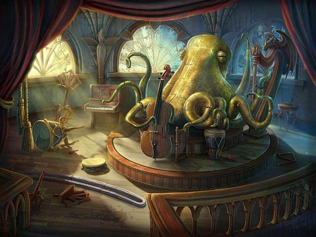 Spil Screenshot 2 Spirits of Mystery: Ravprinsessen