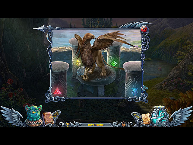 Spil Screenshot 2 Spirits of Mystery: The Silver Arrow Collector's Edition