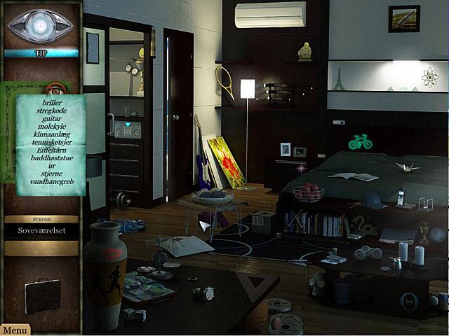 Spil Screenshot 1 Strange Cases: Fyrtårnets mysterium