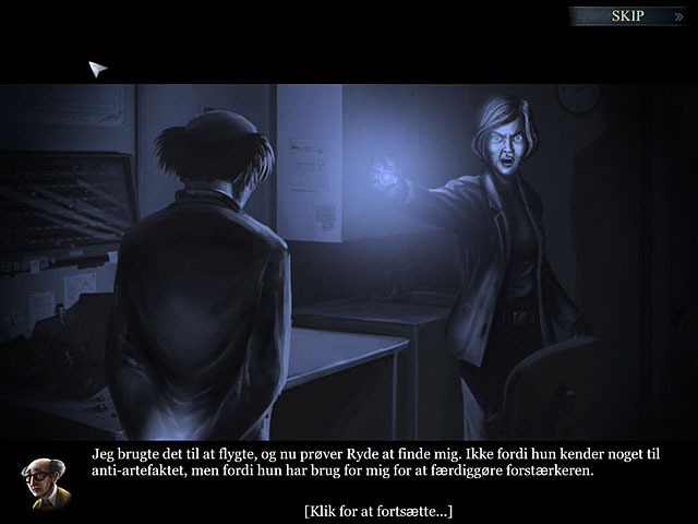 Spil Screenshot 3 Strange Cases: Fyrtårnets mysterium