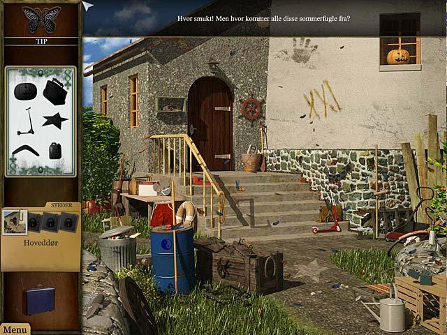 Spil Screenshot 3 Strange Cases: Tarotkort-mysteriet