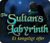 Feature Screenshot Spil The Sultan's Labyrinth: Et kongeligt offer