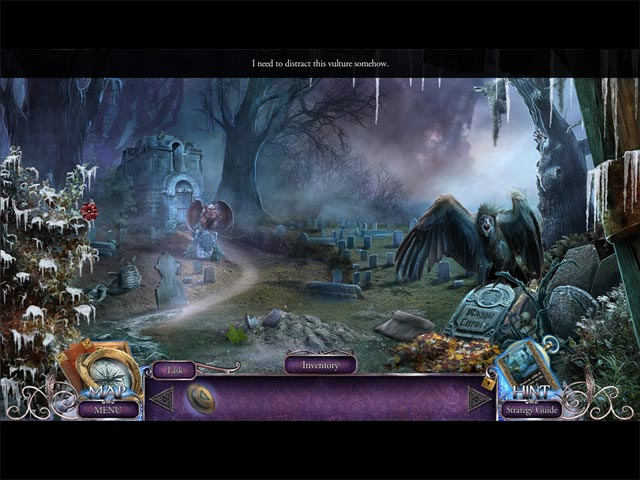 Spil Screenshot 2 Surface: Game of Gods Collector's Edition