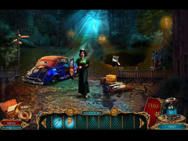 Spil Screenshot 1 The Curio Society: New Order Collector's Edition