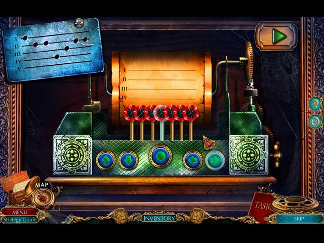 Spil Screenshot 3 The Curio Society: New Order Collector's Edition