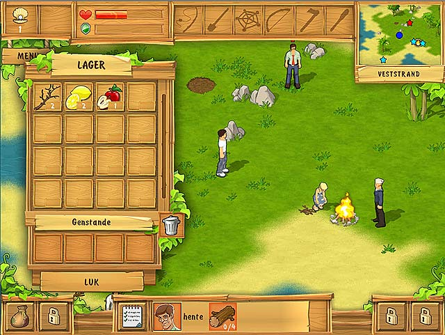 Spil Screenshot 2 The Island: Castaway