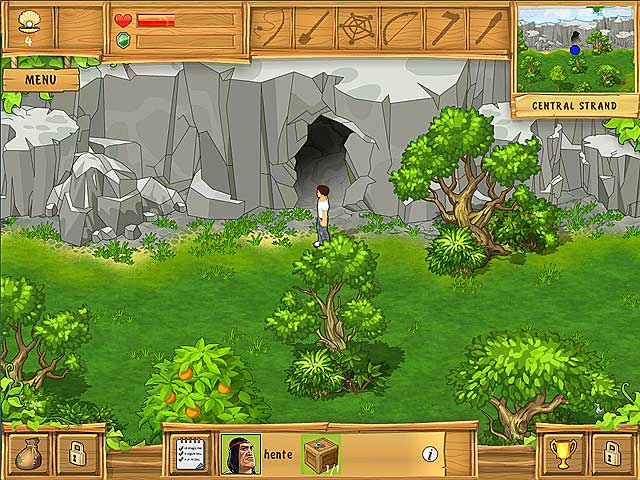Spil Screenshot 3 The Island: Castaway