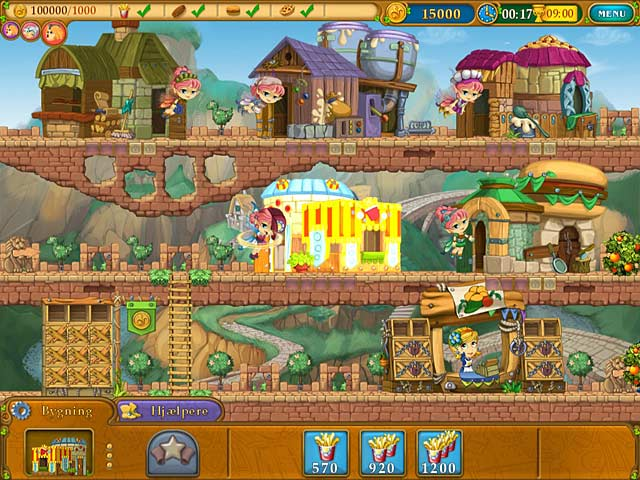 Spil Screenshot 3 The Joy of Farming