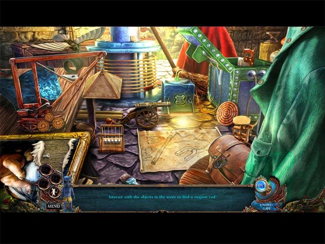 Spil Screenshot 2 The Secret Order: Beyond Time Collector's Edition