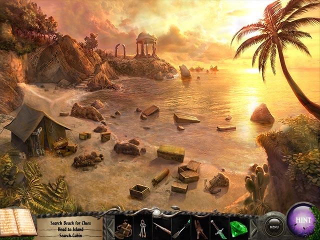 Spil Screenshot 1 The Secrets of Arcelia Island