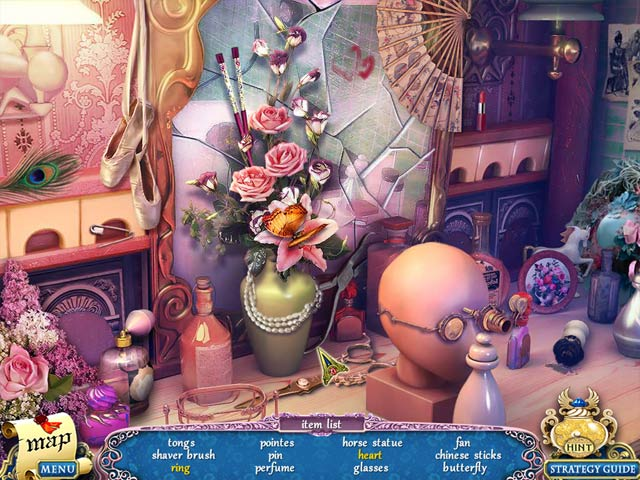 Spil Screenshot 1 The Torment of Mont Triste Collector's Edition