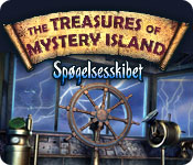 The Treasures of Mystery Island: Spøgelsesskibet