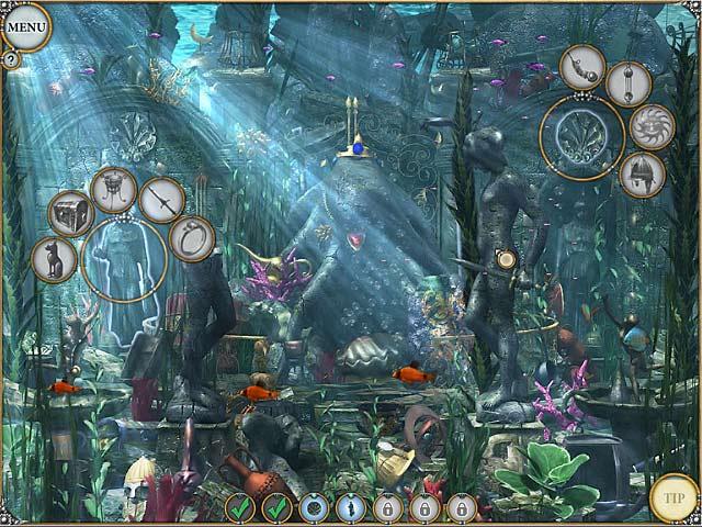Spil Screenshot 2 Treasure Seekers: Gyldne Drømme
