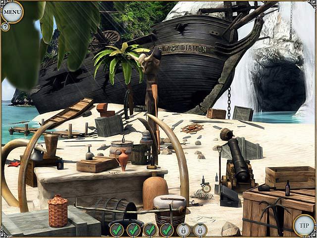 Spil Screenshot 3 Treasure Seekers: Gyldne Drømme