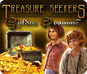 Feature Screenshot Spil Treasure Seekers: Gyldne Drømme