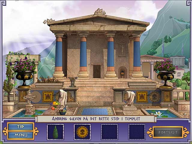 Spil Screenshot 2 Trial of the Gods: Ariadnes rejse