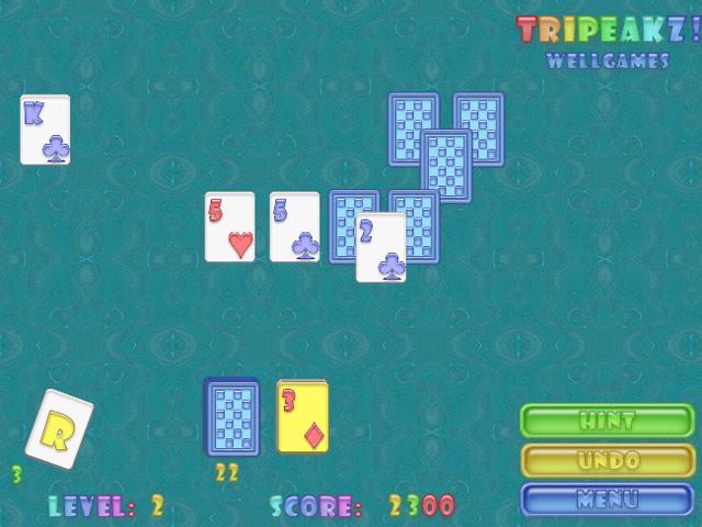 Spil Screenshot 1 Tripeakz