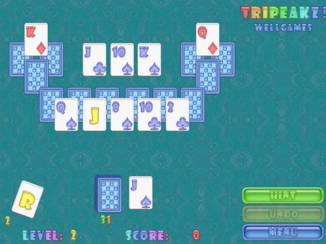 Spil Screenshot 2 Tripeakz