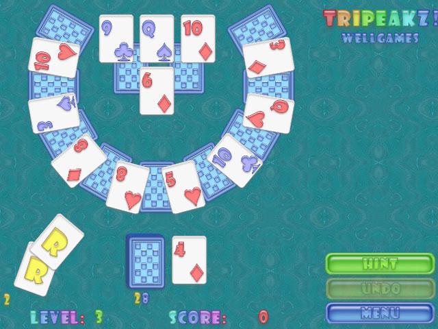 Spil Screenshot 3 Tripeakz