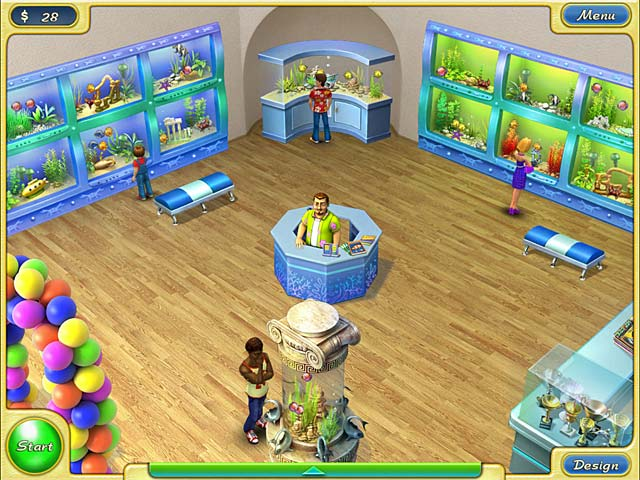 Spil Screenshot 3 Tropical Fish Shop 2