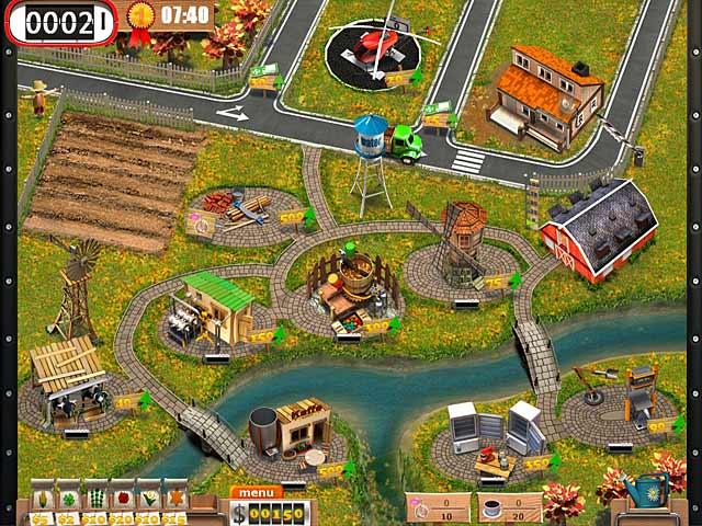 Spil Screenshot 3 TV Farm