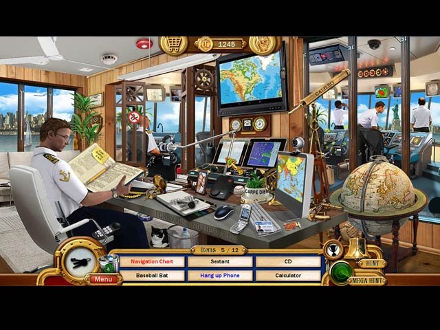 Vacation Adventures: Cruise Director 4 img