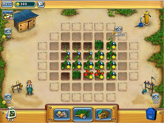 Spil Screenshot 1 Virtual Farm