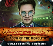 Feature Screenshot Spil Wanderlust: Shadow of the Monolith Collector's Edition