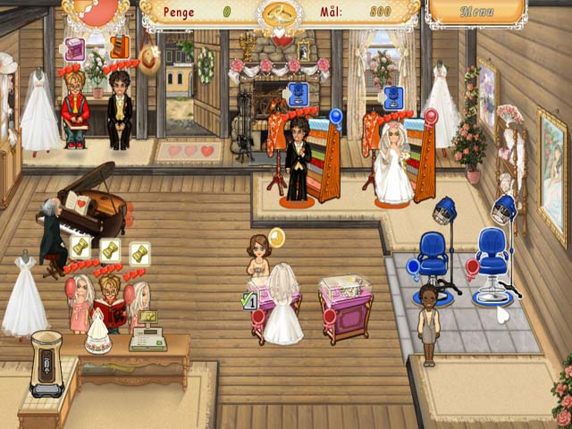 Spil Screenshot 1 Wedding Salon