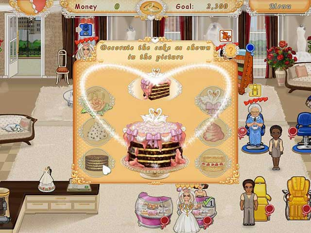 Spil Screenshot 3 Wedding Salon
