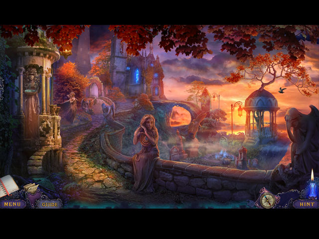 Spil Screenshot 1 Whispered Secrets: Everburning Candle Collector's Edition