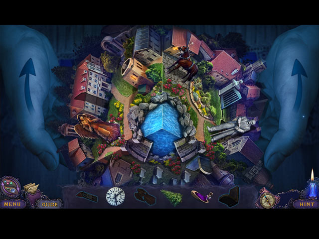 Spil Screenshot 2 Whispered Secrets: Everburning Candle Collector's Edition