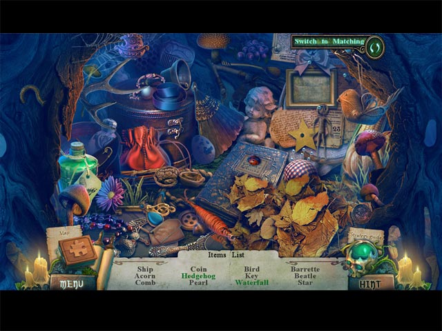 Spil Screenshot 2 Witches' Legacy: The Dark Throne Collector's Edition