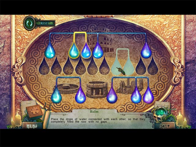 Spil Screenshot 3 Witches' Legacy: The Dark Throne Collector's Edition
