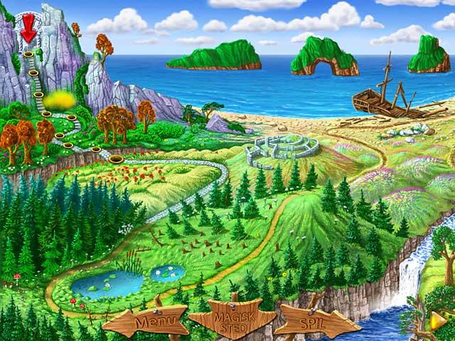 Spil Screenshot 2 Wizard Land