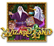 Feature Screenshot Spil Wizard Land