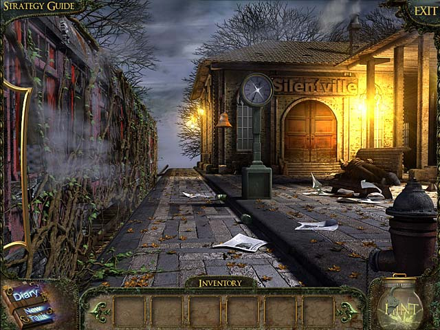 Game screenshot 1 1 Moment of Time: Silentville