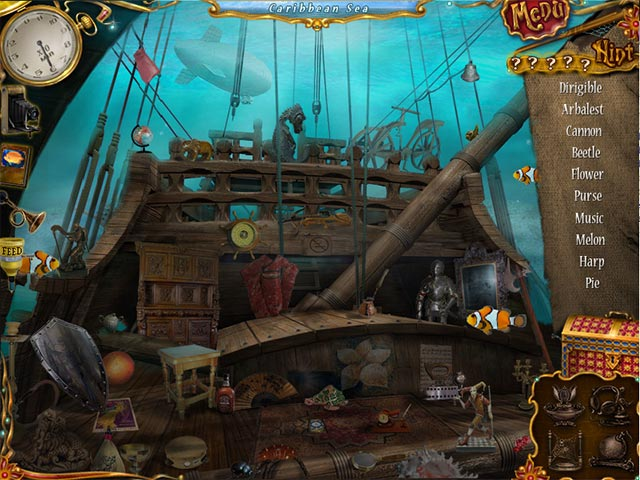 Game screenshot 3 10 Days Under The Sea