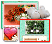 1001 Jigsaw Home Sweet Home Wedding Ceremony