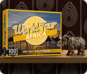 1001 Jigsaw World Tour Africa