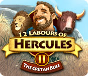 Feature screenshot game 12 Labours of Hercules II: The Cretan Bull