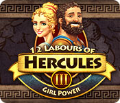 Feature screenshot game 12 Labours of Hercules III: Girl Power