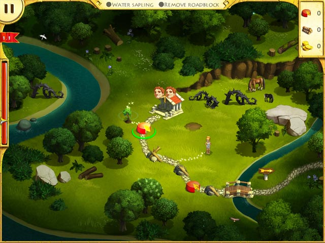 Game screenshot 1 12 Labours of Hercules III: Girl Power