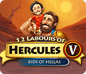12 Labours of Hercules V: Kids of Hellas - Mac
