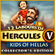 PC játék: Kaland - 12 Labours of Hercules V: Kids of Hellas Collector's Edition