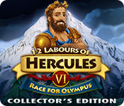 12 Labours of Hercules VI: Race for Olympus Collec