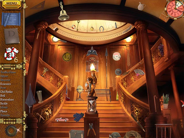 Game screenshot 1 1912: Titanic Mystery